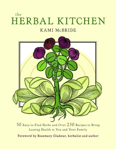 'The Herbal Kitchen' by Rosemary Gladstar