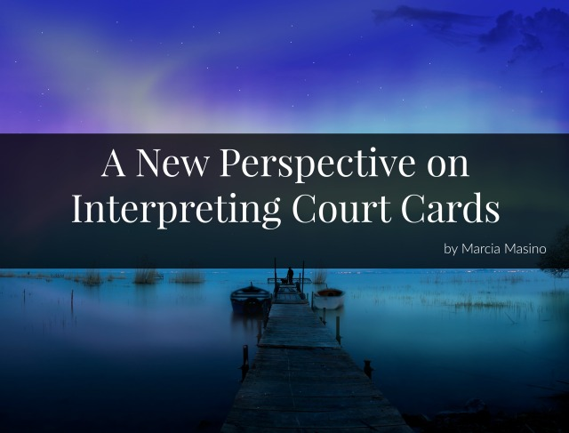 A New Perspective on Interpreting Court Cards